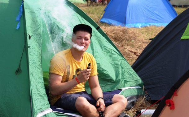 Į Karklės festivalį - pilnomis kišenėmis kvaišalų