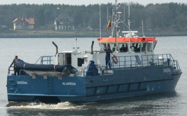 Laivybos administracijoje – landos korupcijai