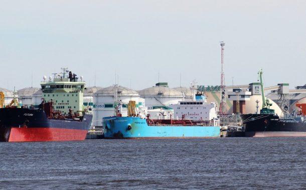 Uosto įmonės stiprins aplinkosauginių priemonių diegimą