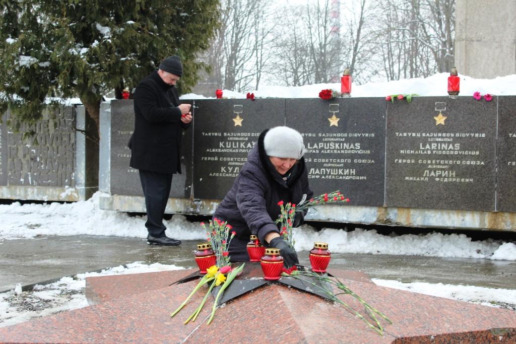 Rusijos ambasadorius išreiškė palaikymą V. Titovui