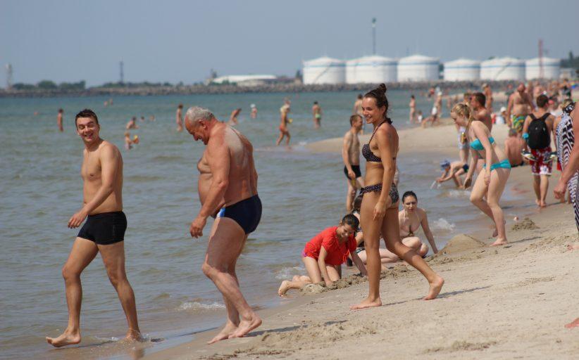 Smiltynės infrastruktūra šiurpina poilsiautojus. Ar kas nors pasikeis, ją paskelbus kurortu?