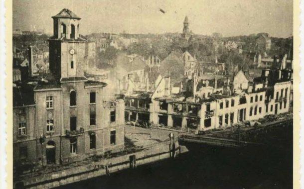 Tiesa paaiškėjo po 76 metų: kodėl I. Bagramianas prieš 76 metus nesugebėjo užimti Klaipėdos (Mėmelio)?