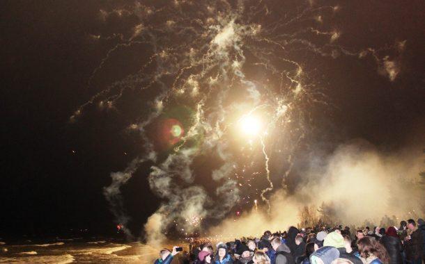 Naujų metų naktį draudžiama būriuotis