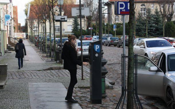 Parkavimo rinkliava kol kas nesikeis
