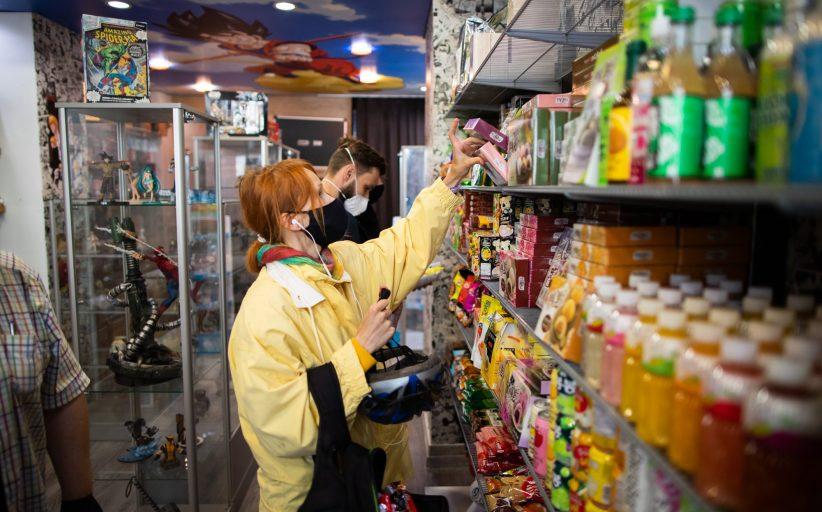 """Klaipėdoje duris atveria didžiausią Azijos produktų asortimentą siūlanti """"KuroNeko"""" parduotuvė"""